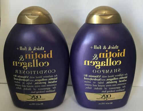 biotin collagen set