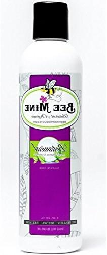 BEE MINE Botanical Moisturizing Shampoo 8 oz