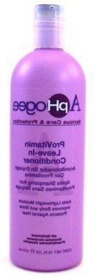 Aphogee Conditioner Pro- Vitamin Leave-in 16 oz.  with Free