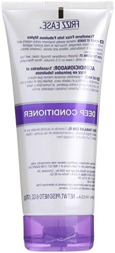 John Frizz Ease Miraculous Recovery Deep Conditioner, 6 fl