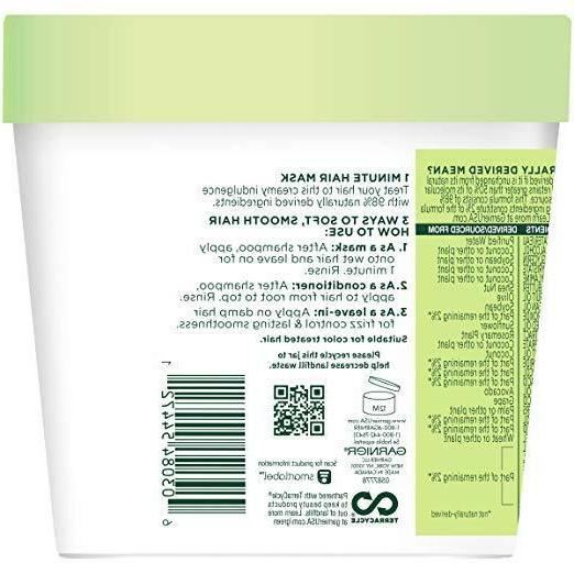 Garnier 1-Minute Hair Avocado 13.5 oz