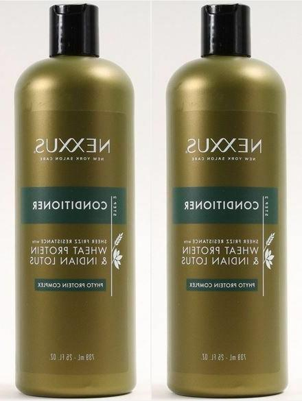 Nexxus Hair Conditioner Sheer Frizz Resistance, 25 oz