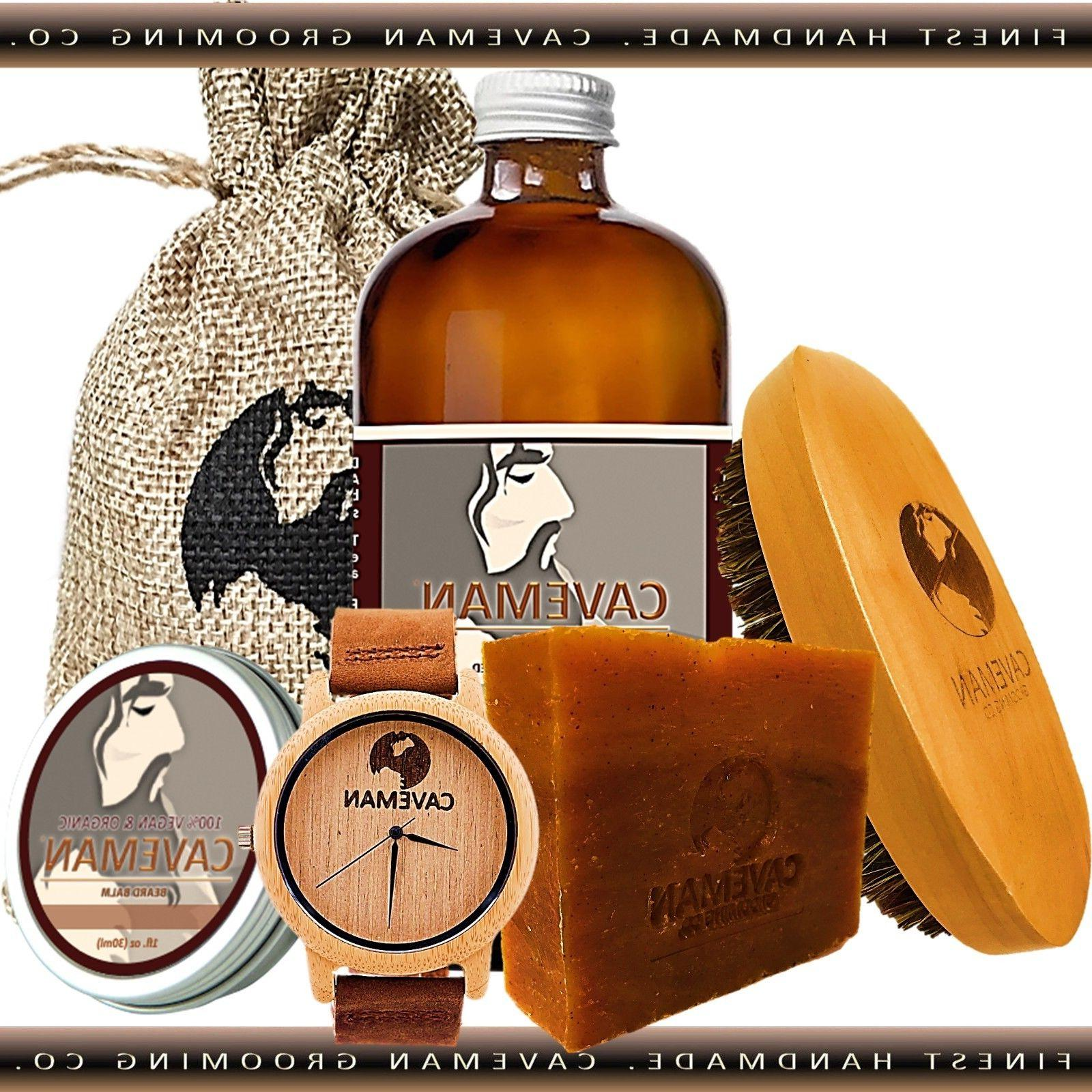 Hand Crafted Beard Oil Conditioner Balm + 18