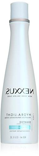 Nexxus Light Rebalancing Shampoo, oz