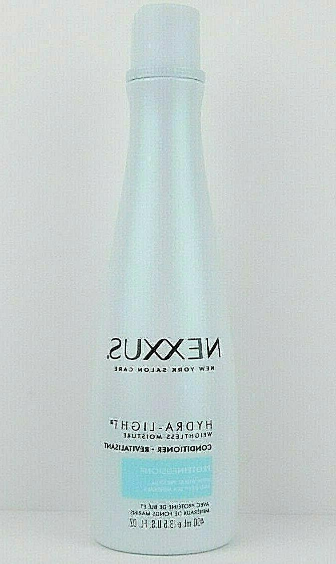 Nexxus Hydra Light Restoring Conditioner, Weightless Moistur