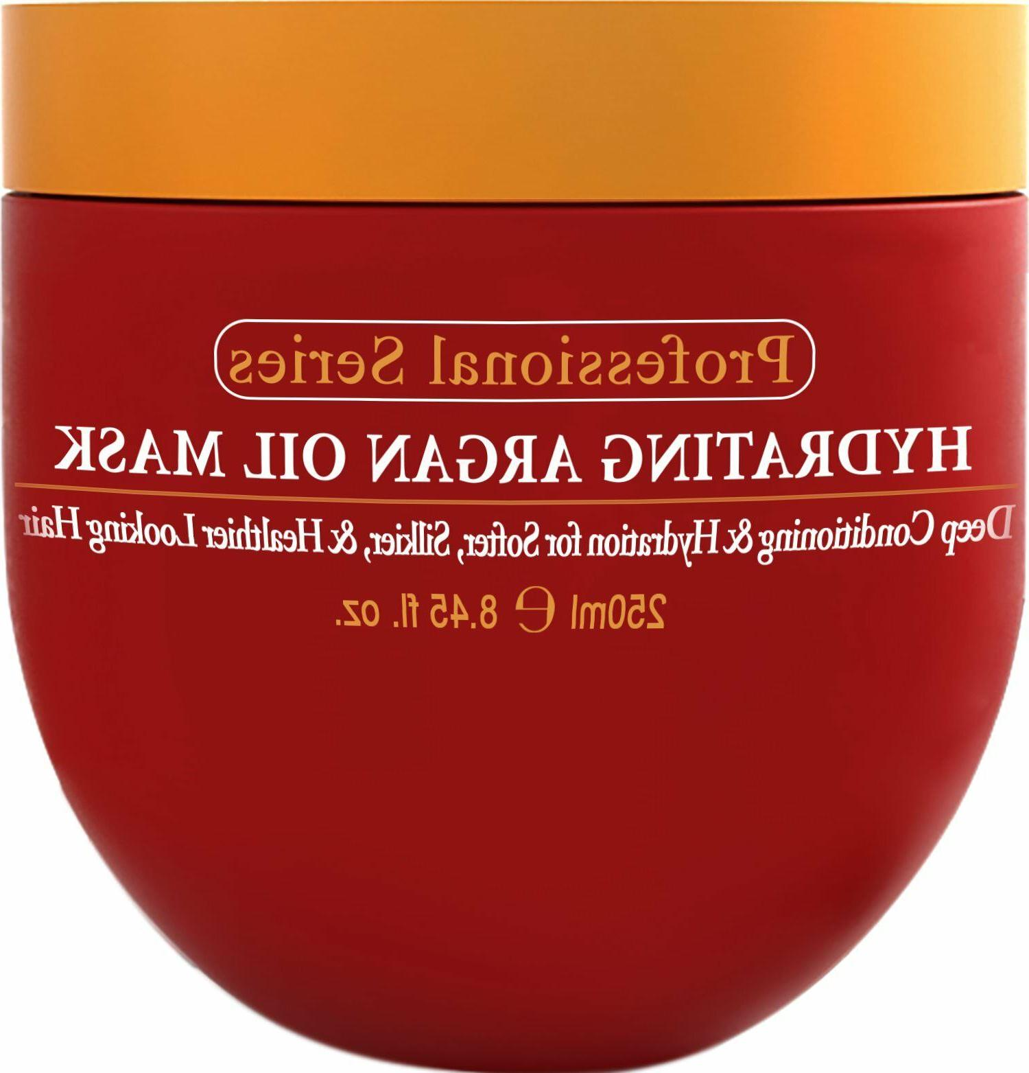 Hydrating Argan Mask and By for or...