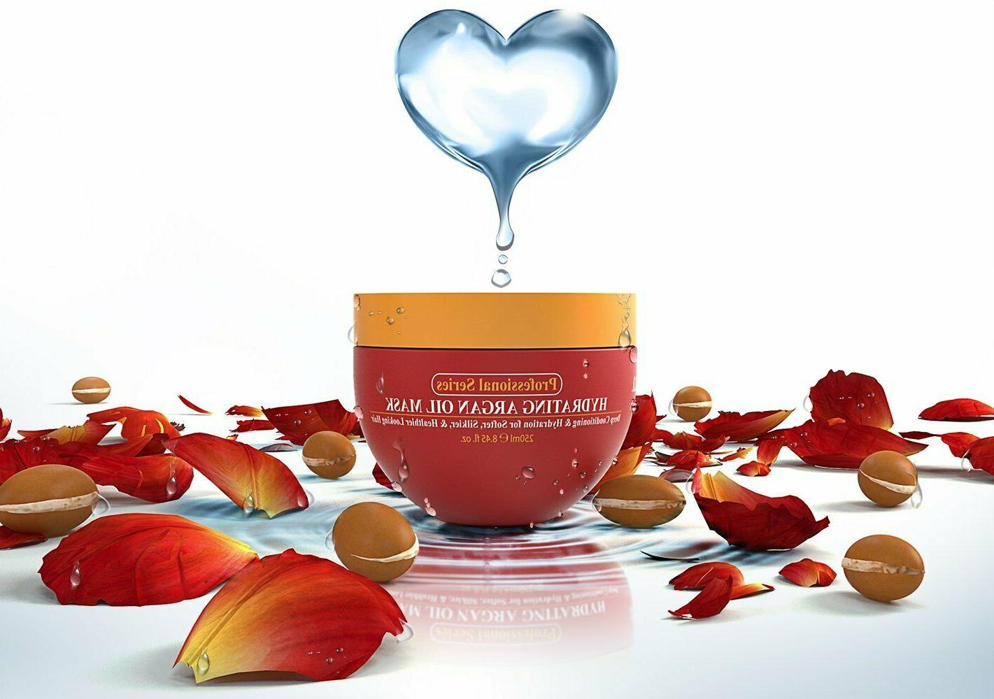 Hydrating Oil Mask Conditioner By Hair