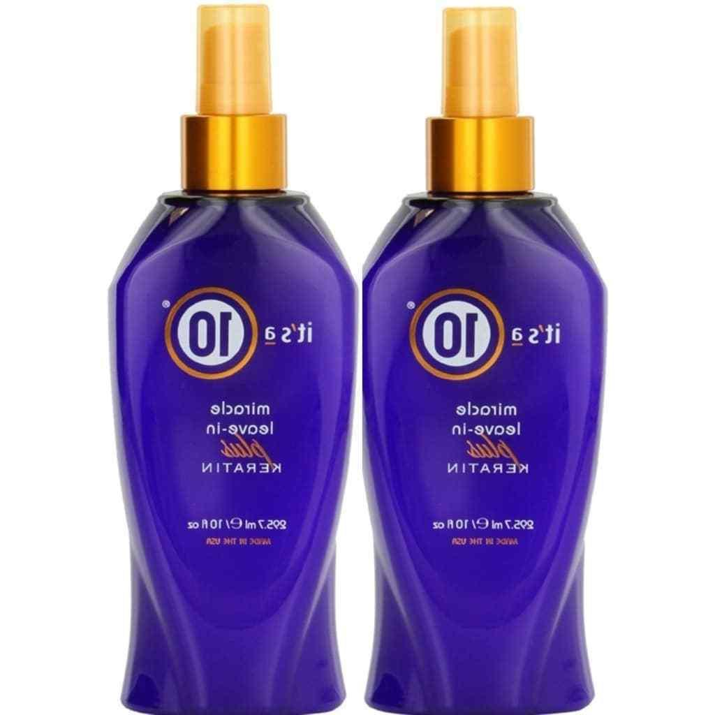 Its a 10 by It's a 10 Miracle Leave in PLUS KERATIN 10oz