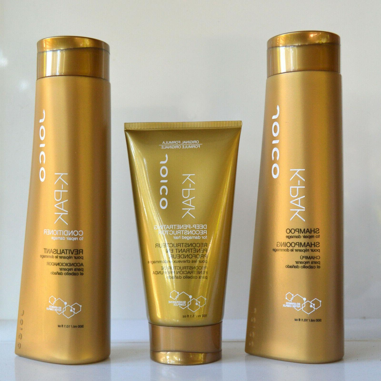 JOICO KIT CONDITIONER FOR REPAIR DEEP-PENETRATING RECONST
