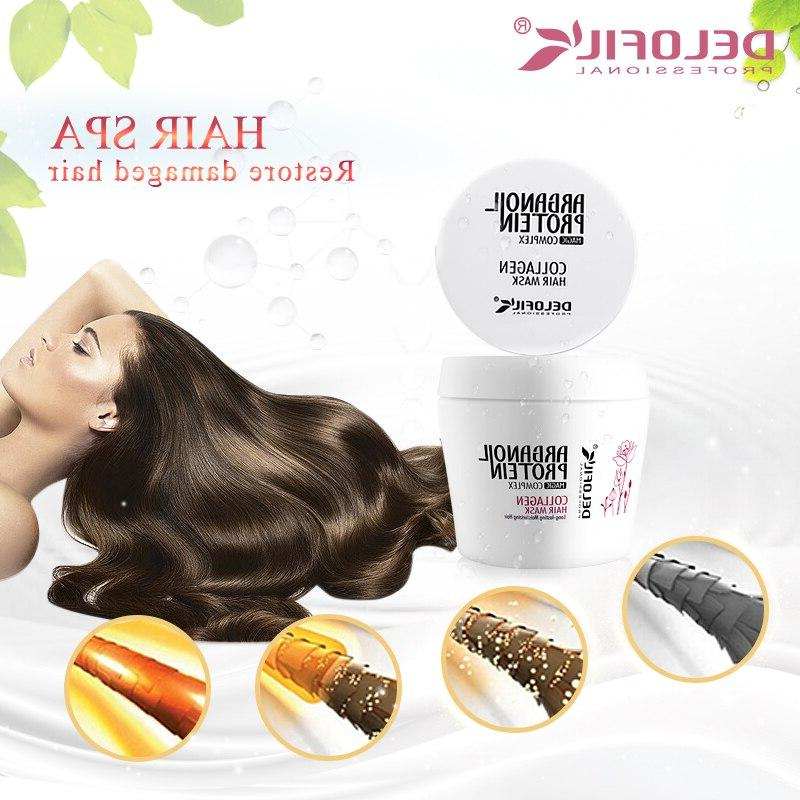 Damaged <font><b>Conditioner</b></font> Care Hair Mascarilla
