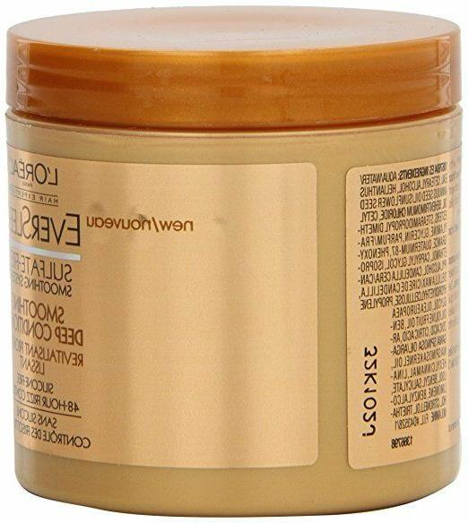 L'Oreal Paris EverSleek Smoothing System Smoothing Deep Conditione