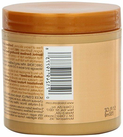 L'Oreal EverSleek Smoothing Smoothing Deep Conditione