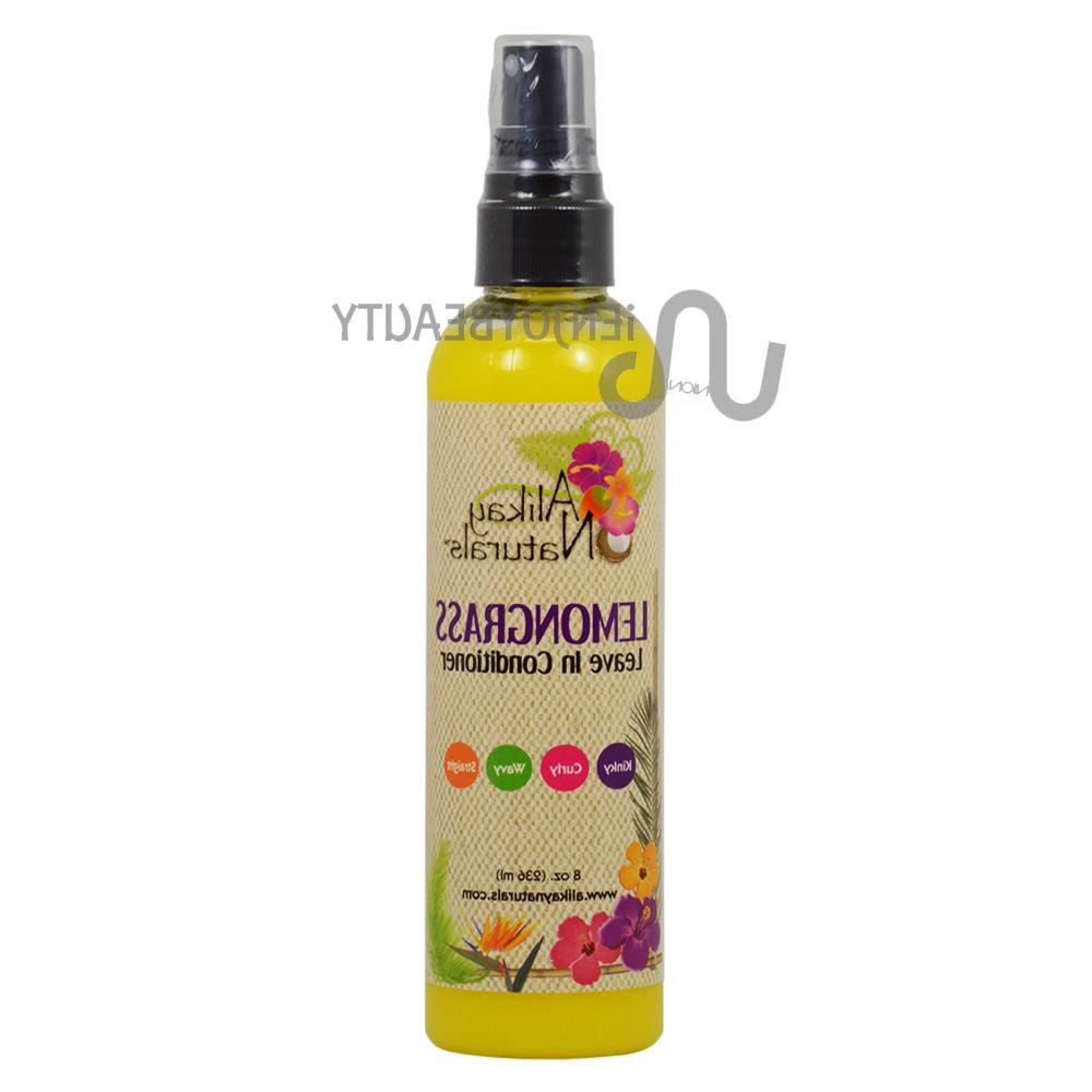 Alikay Naturals Lemongrass In Conditioner w/ FREE Nail File