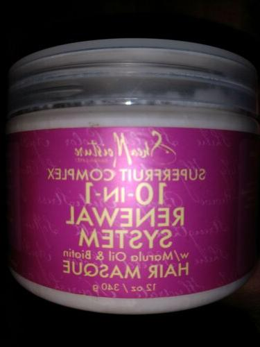 masques deep conditioners