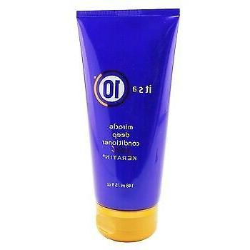 Miracle Deep Conditioner Plus Keratin - 148ml/5oz