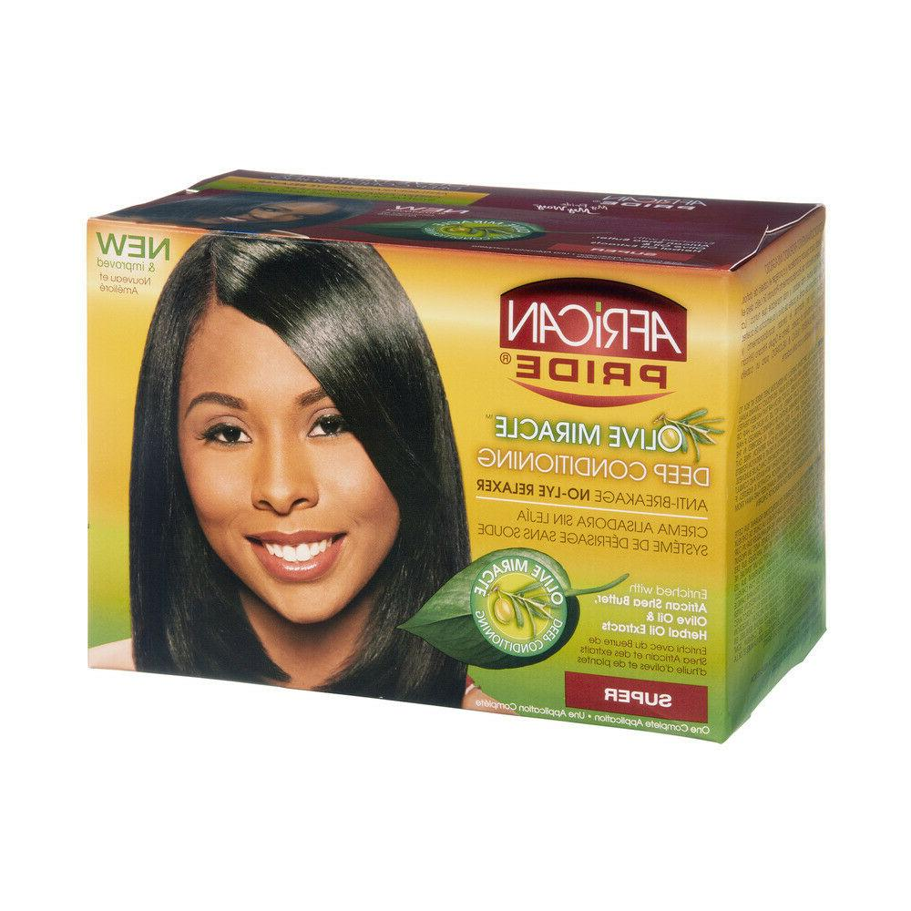 miracle deep conditioning relaxer system super