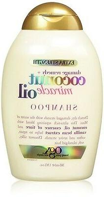 OGX Extra Strength Damage Remedy Coconut Miracle Oil Shampoo