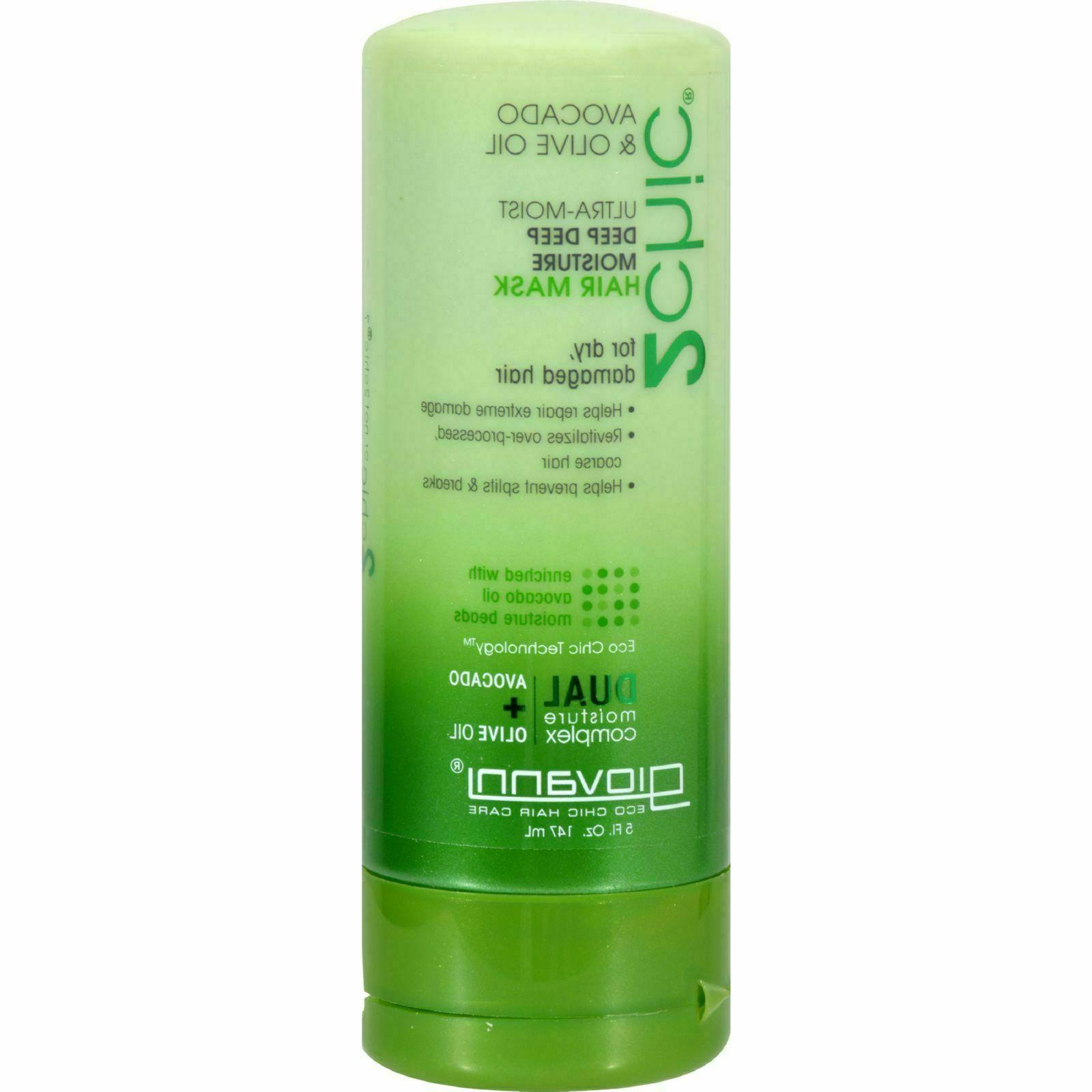 Giovanni - Hair Mask 2Chic Avacado & Olive Oil 5 Oz by Giova