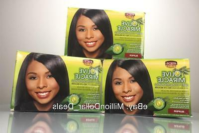 olive miracle conditioning anti brea