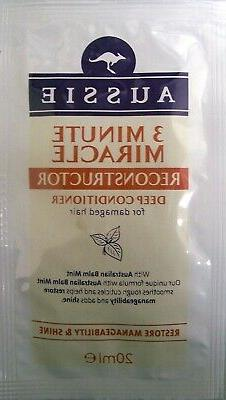 - Aussie 3 Minute Miracle Reconstructor Deep Conditioner 20