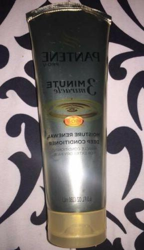 pro v 3 minute miracle deep conditioner