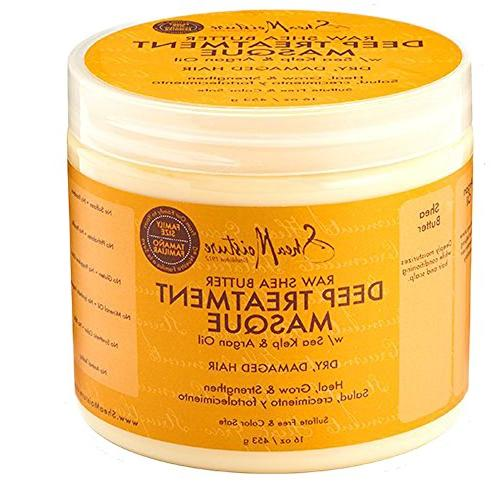 SheaMoisture Shea Butter Deep Treatment Masque, oz