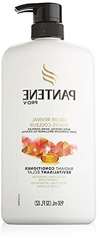 2 Pk. Pantene Pro-V Color Revival With Crystal Shine Complex