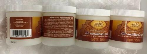 Shea Deep Conditioner And Co-Wash 4 Pk