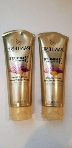 sheer volume 3 minute miracle deep conditioner