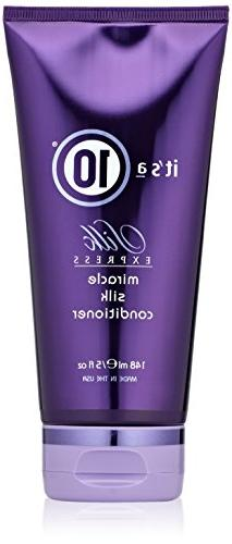 It's A 10 Silk Express Miracle Silk Conditioner for Unisex,