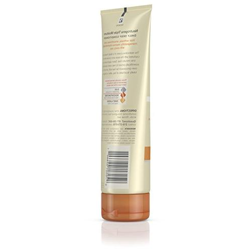 Neutrogena Triple Deep Dry Hair, Damaged Over-Processed Hydrating Conditioner & Sweet fl.