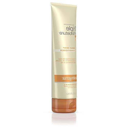 Neutrogena Moisture Deep Dry Hair, Damaged Over-Processed Hair, Hydrating Conditioner & fl. Oz
