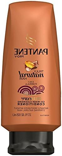 Pantene Pro-V Truly Natural Hair Co-Wash Cleansing Condition