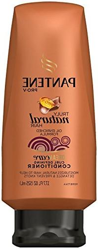 Pantene Pro-v Truly Natural Hair Curl Defining Conditioner,