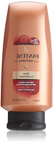 Pantene Pro-V Truly Natural Hair Deep Conditioner, 24 Ounce