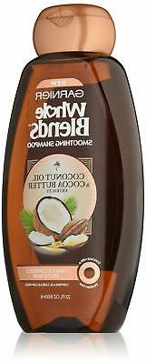 Garnier Whole Blends Shampoo with Coconut Oil & Cocoa Butter