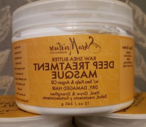 X3 Raw Shea Butter Masque SEALED