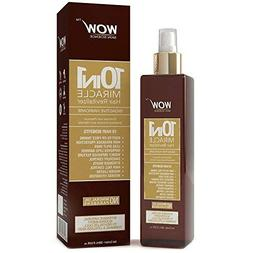 Natural Leave-In-Conditioner - WOW: 10-in-1 Miracle Hair Rev