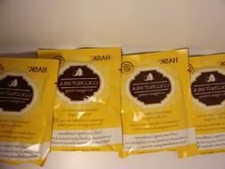 LOT OF 4  Hask Coconut Milk & Honey Curl Care Deep Condition