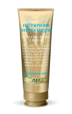 OGX Masque, Luxurious Moroccan Argan Crème Sheer Opulence,