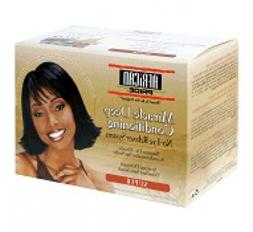 AFRICAN PRIDE Miracle Deep Conditioning No-Lye Hair Relaxer