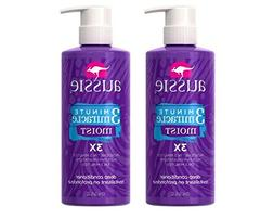 Aussie 3 Minute Miracle Moist Deep Conditioning Treatment, 1