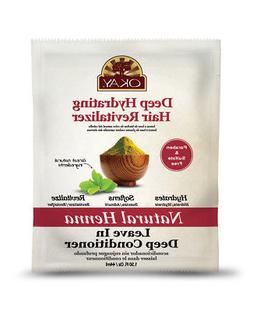 natural henna hydrating hair revitalizer leave in