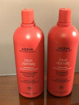 AVEDA Nutri Plenish DEEP Moisture Shampoo & Conditioner LITE