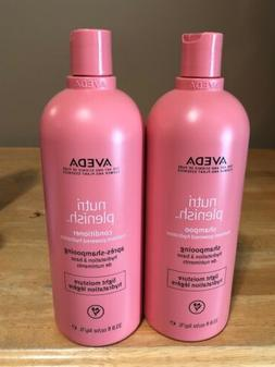 Aveda NUTRIPLENISH DEEP Moisture Shampoo & Conditioner 33.8o