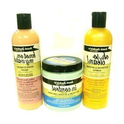 Aunt Jackie's Oh So Clean Shampoo, In Control Conditioner an