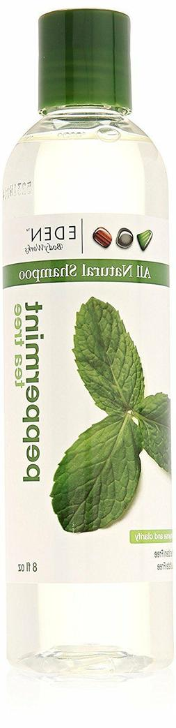 PACK OF 3-Eden BodyWorks Peppermint Tea Tree Clear Shampoo,