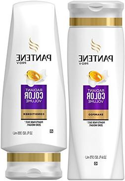 Pantene Pro-V Color Preserve Volume, DUO Set Shampoo 12.6 Ou