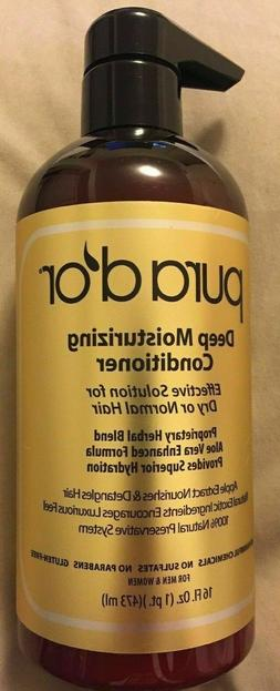Pura D'or Deep Moisturizing Conditioner Treatment For Dry