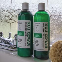 rapid lux shampoo and conditioner now you